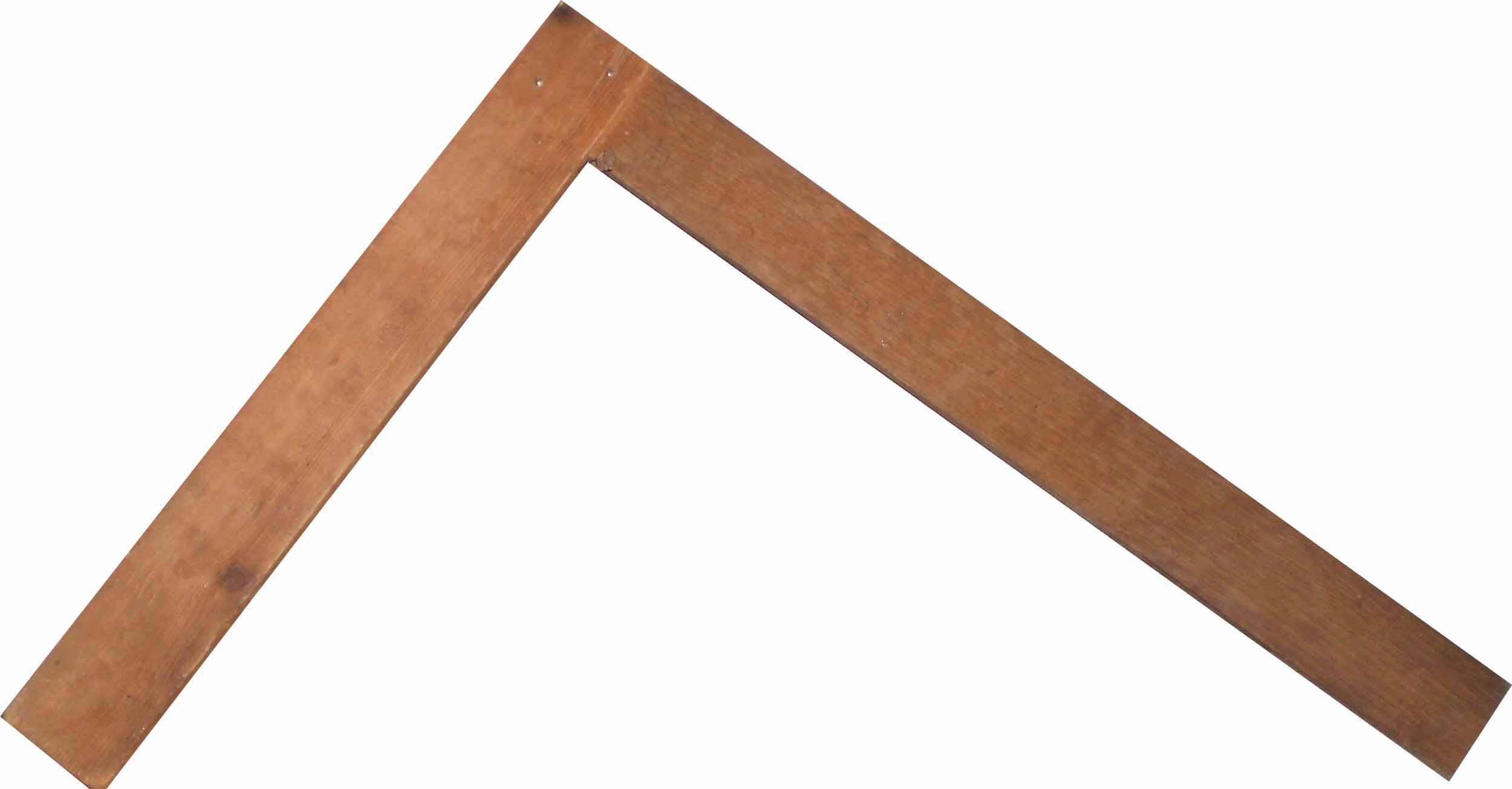 Γωνιά ξύλινη
