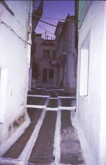 Καλντερίμι, Μαραθόκαμπος Σάμου