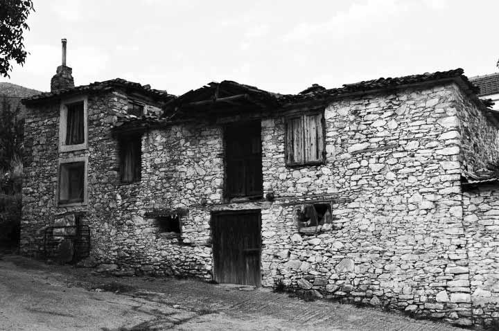 Παλαιά οικία, Καρυά Λαρίσης