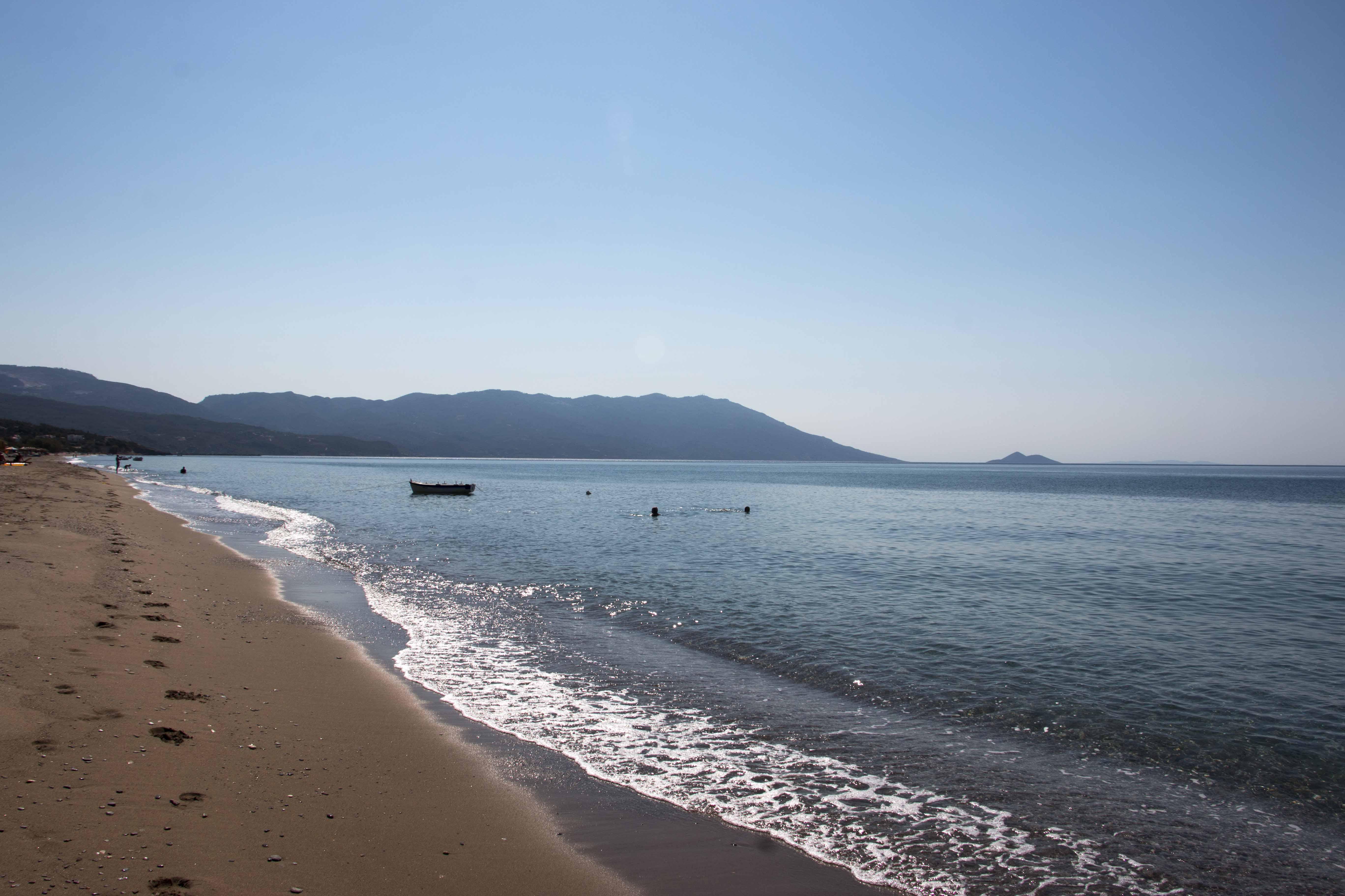 Παραλία, Κάμπος Μαραθοκάμπου Σάμου