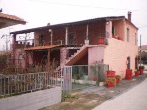 Παραδοσιακή οικία Παναγίτσας Τρικάλων